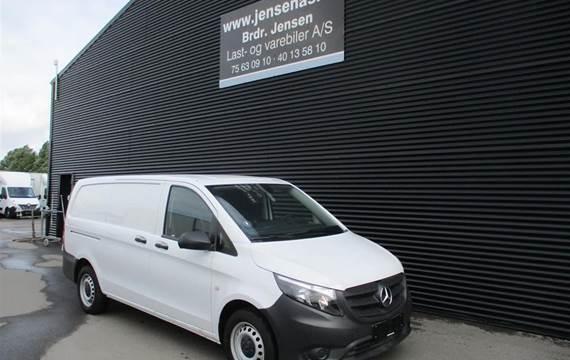 Mercedes Vito 2,1 114 A2  CDI BlueEfficiency Go 7G-DCT  Van 7g Aut.