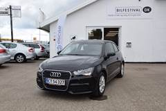 Audi A1 1,6 TDi 105 Attraction