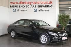 Mercedes C220 d 2,2 Business aut.