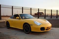 Porsche 911 Carrera 4S 3,6 Coupé Tiptr.