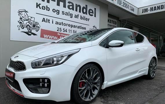 Kia Ceed 1,6 GDi GT