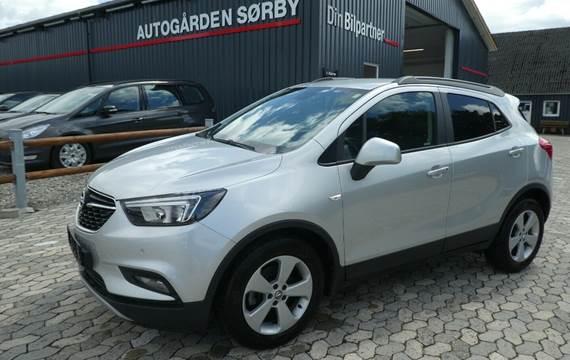 Opel Mokka X 1,4 T 140 Enjoy
