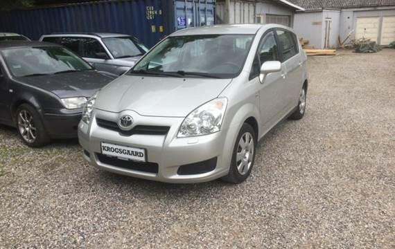 Toyota Corolla Verso 1,6 VVT-i Terra