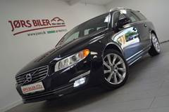 Volvo V70 2,0 D4 163 Summum aut. Drive-E