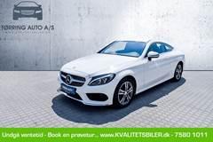 Mercedes C200 2,0 AMG Line Coupé