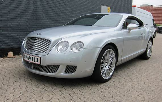 Bentley Continental GT 6,0 Speed aut.