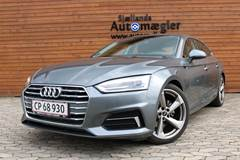 Audi A5 2,0 TFSi 190 Sport SB S-tr.