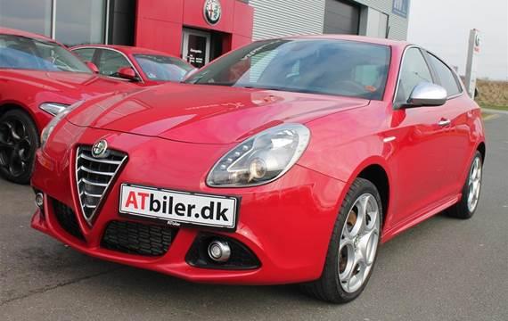 Alfa Romeo Giulietta 2,0 JTDM Distinctive  5d 6g