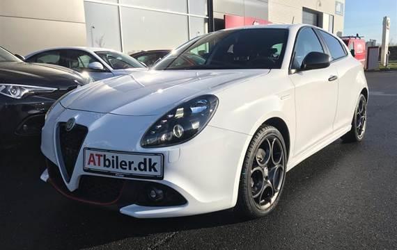 Alfa Romeo Giulietta 1,4 Multiair Edizione TCT  5d 6g Aut.