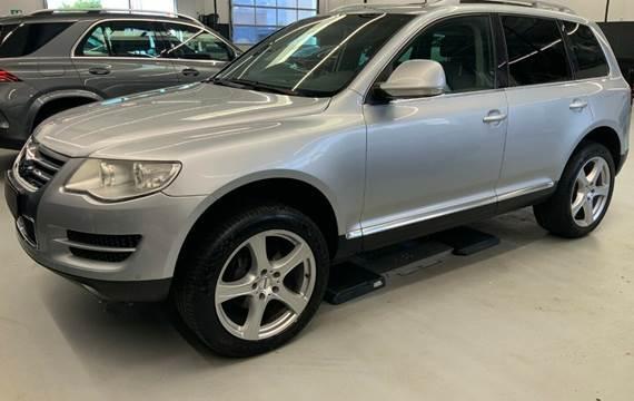 VW Touareg 3,0 TDi Tiptr.