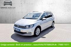 VW Touran 1,6 TDi 110 Comfortline 7prs