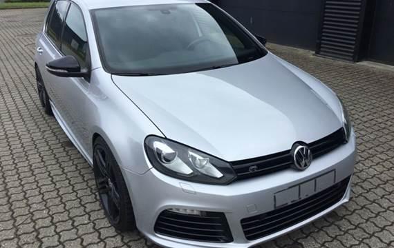 VW Golf VI 2,0 R DSG 4M
