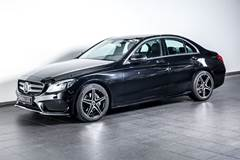 Mercedes C220 d 2,2 Edition C aut.