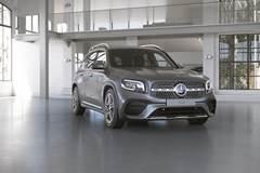Mercedes GLB220 d 2,0 aut. 4-M