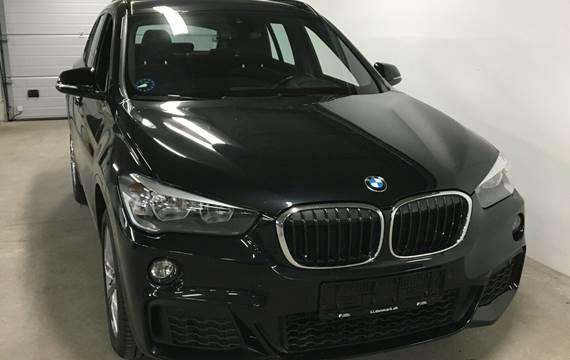 BMW X1 2,0 xDrive20d M-Sport aut.