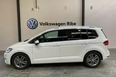 VW Touran 2,0 TDi 190 Highline DSG 7prs