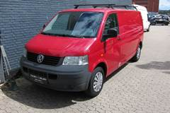 VW Transporter 1,9 TDi 102 Kassevogn lang