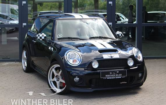 Mini Cooper S 1,6 JC Works