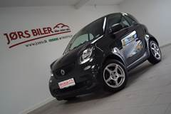 Smart Fortwo 1,0 Passion