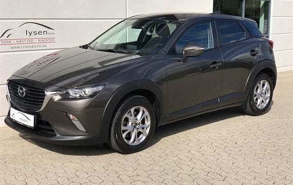 Mazda CX-3 2,0 Skyactiv-G Vision  5d 6g Aut.