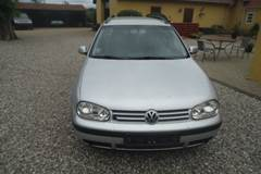 VW Golf IV 2,0 Person bil