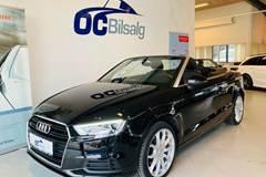 Audi A3 1,4 TFSi 116 Cabriolet