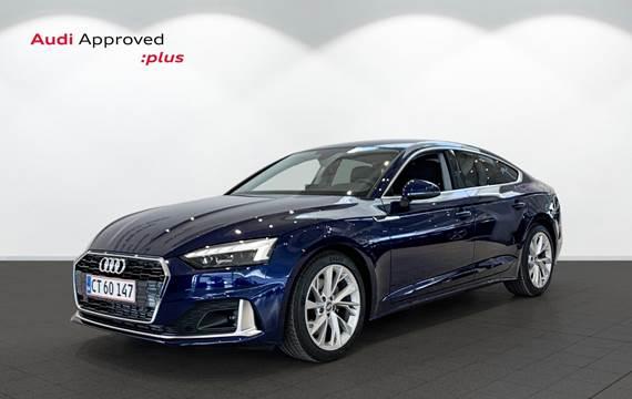 Audi A5 TFSi Advanced SB S-tr.