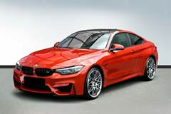 BMW M4 3,0 Coupé Competition aut.