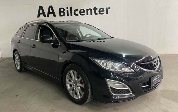 Mazda 6 2,2 DE 129 Advance