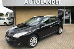 Renault Megane III 1,5 dCi 110 Expression ST aut.