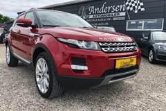 Land Rover Range Rover evoque 2,2 SD4 Prestige Van
