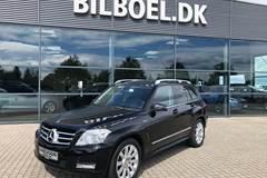 Mercedes GLK250 2,2 CDi aut. 4-M BE Van