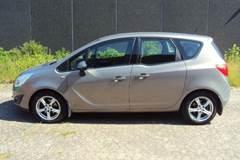 Opel Meriva 1,4 MPV 1,4 Limitid MAN 100HK