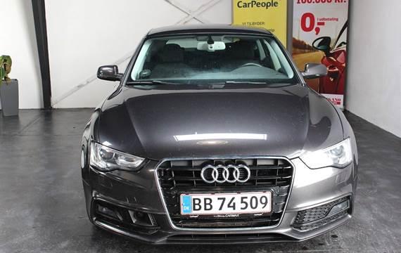 Audi A5 1,8 TFSi 144 Limited SB Multitr.
