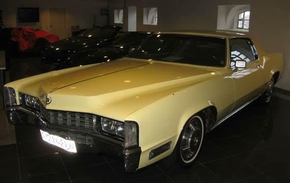 Cadillac Eldorado Coupé aut.