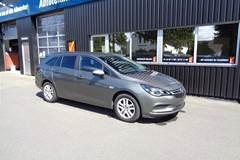 Opel Astra 1,4 Sports Tourer 1,4 Turbo Enjoy Start/Stop 125HK Stc 6g