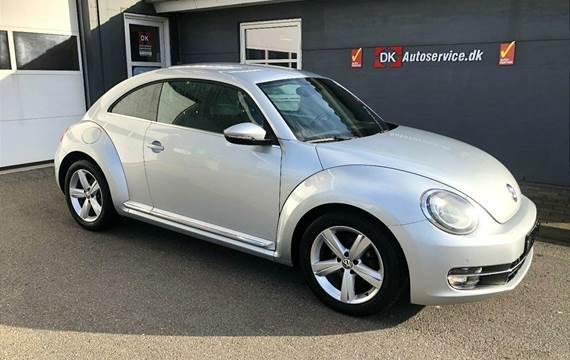 VW The Beetle 1,6 TDi 105 Design