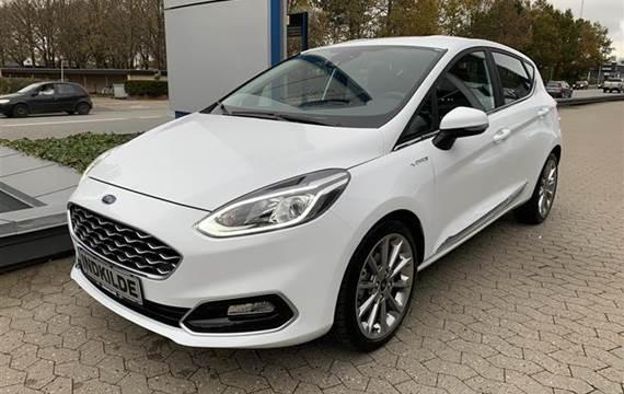 Ford Fiesta 1,0 EcoBoost Vignale 140HK 5d