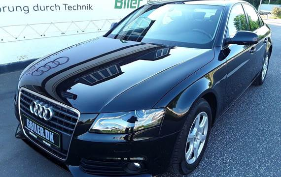 Audi A4 2,0 TFSi 180 Multitr.