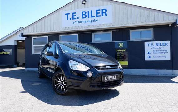 Ford S-MAX 2,0 Ford S-Max 2,0 TDCI Aut. 140HK
