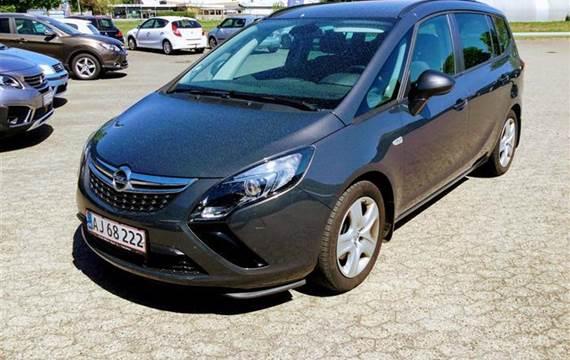 Opel Zafira 2,0 CDTI Ecoflex 130HK