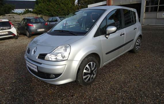 Renault Modus 1,5 dCi Authentique Comfort