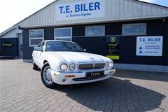 Jaguar XJ8 4,0 Sovereign 284HK Aut.