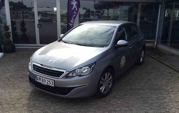 Peugeot 308 1,2 VTi Active 82HK 5d