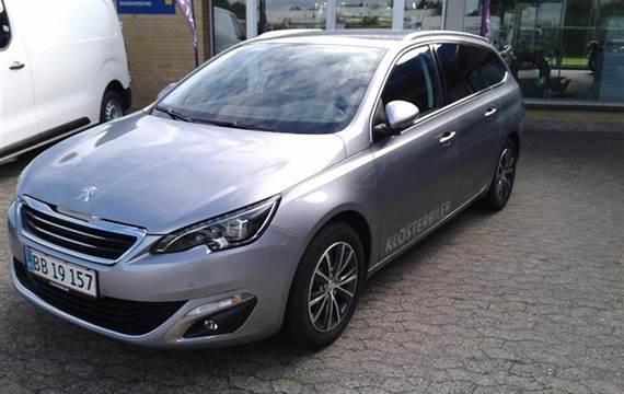 Peugeot 308 1,6 SW 1,6 BlueHDi Allure 120HK Stc
