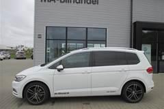 VW Touran 2,0 TDI BMT SCR Highline DSG 150HK Van 7g Aut.