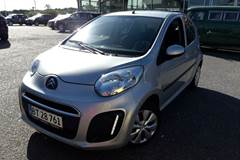 Citroën C1 1,0 1,0i Seduction Clim