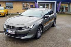 Peugeot 508 1,5 SW 1,5 BlueHDi Allure Pack EAT8 start/stop 130HK Stc 8g Aut.