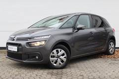 Citroën C4 SpaceTourer 1,6 Blue HDi Iconic start/stop 120HK 6g