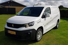 Peugeot Partner L2 V2 1,5 BlueHDi Ultimate Launch 100HK Van